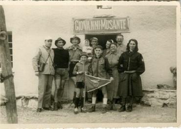 Gruppo giugno 1960