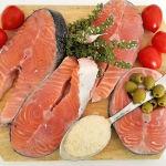 Barchette di salmone al timo Ingredienti per la preparazione