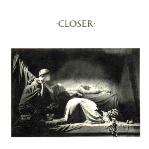 Joy Division, Closer, copertina