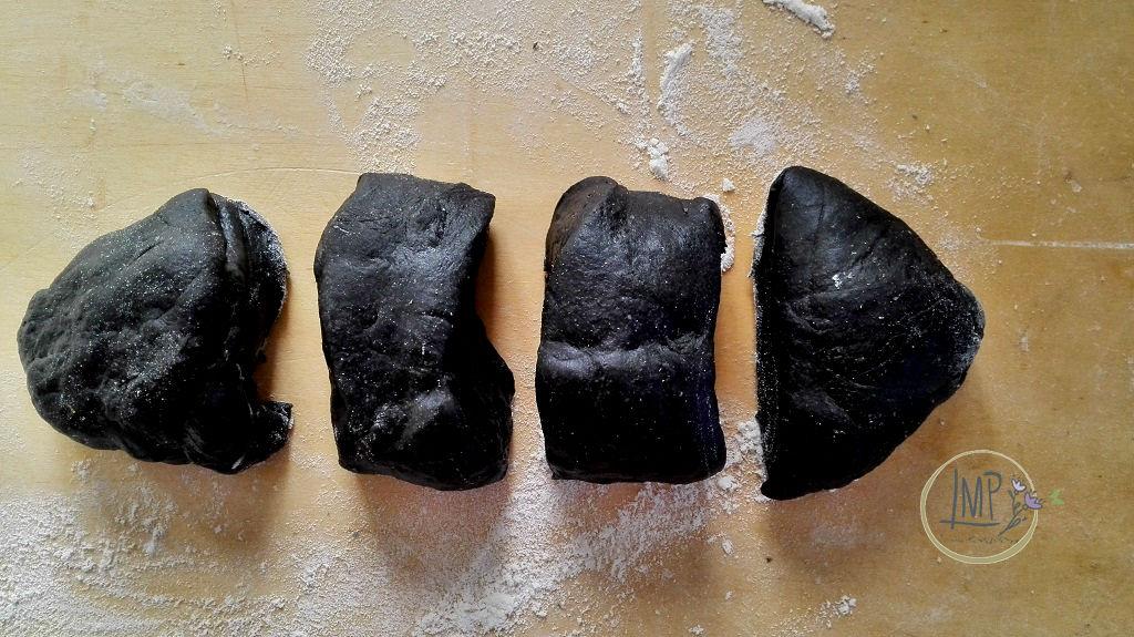 Lasagne al forno della Befana, impasto delle lasagne