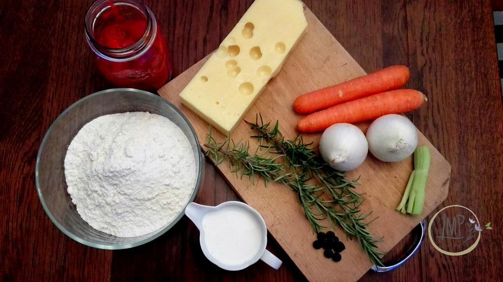Ingredienti Lasagne della Befana