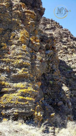 La Val Gargassa e i suoi canyon lunari Rocca Giana