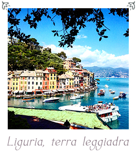 Liguria, terra leggiadra