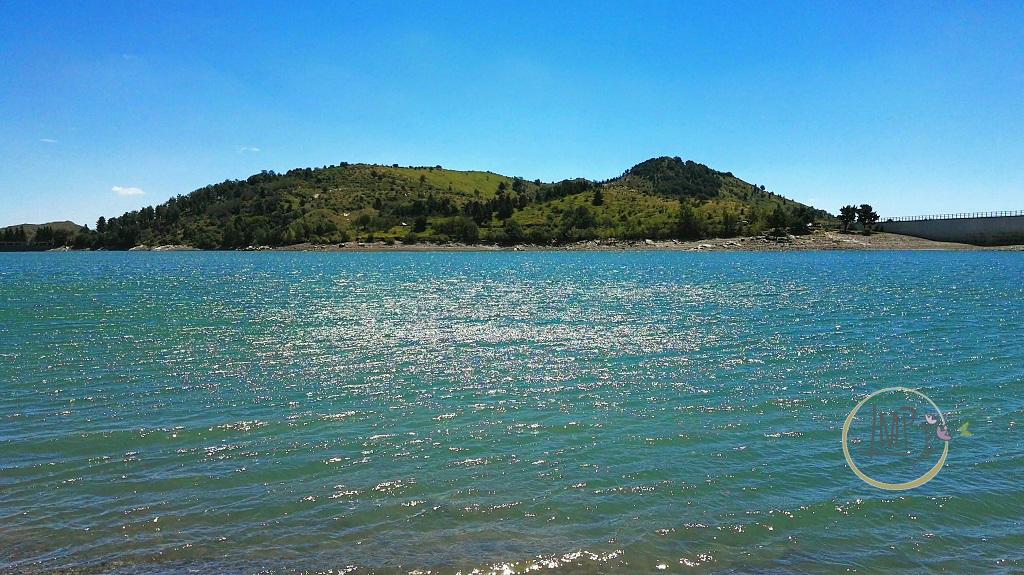 Parco Aveto il Lago di Giacopiane vista lago