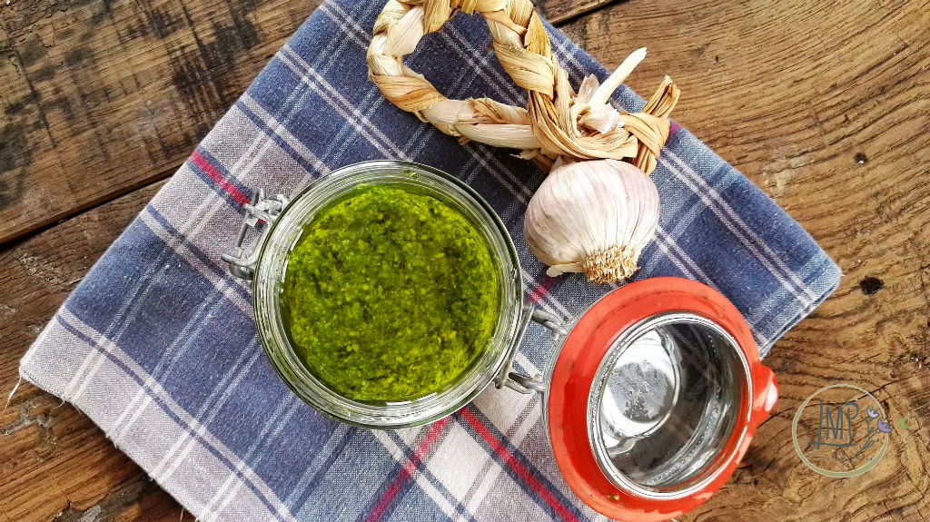 Zuppa valdostana Pesto in barattolo