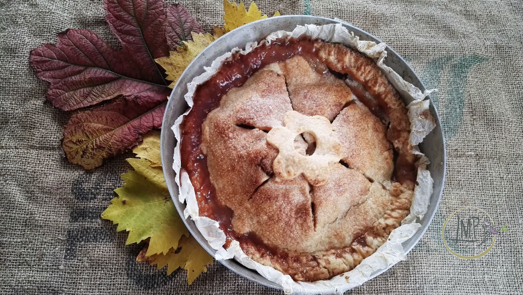 Apple pie Torta in tegame