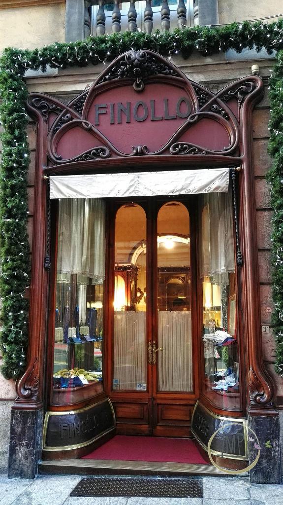 Capodanno a Genova Finollo vetrina