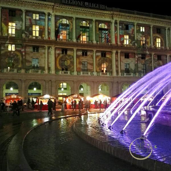 Capodanno a Genova Piazza De Ferrari
