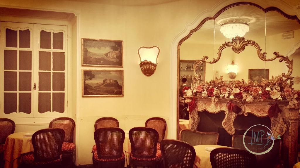 Capodanno a Mangini sala interna