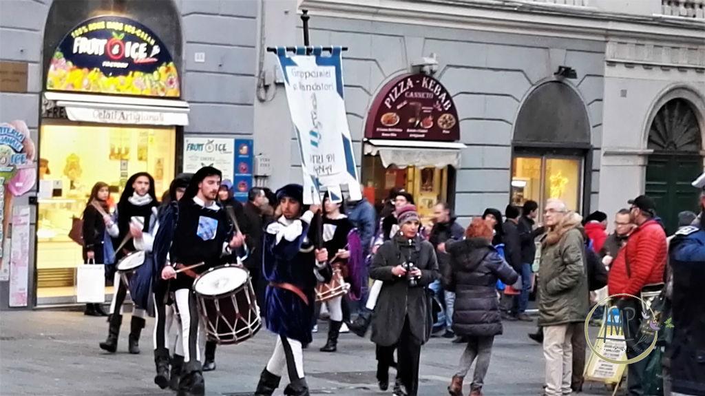 Natale a Genova Corteo storico
