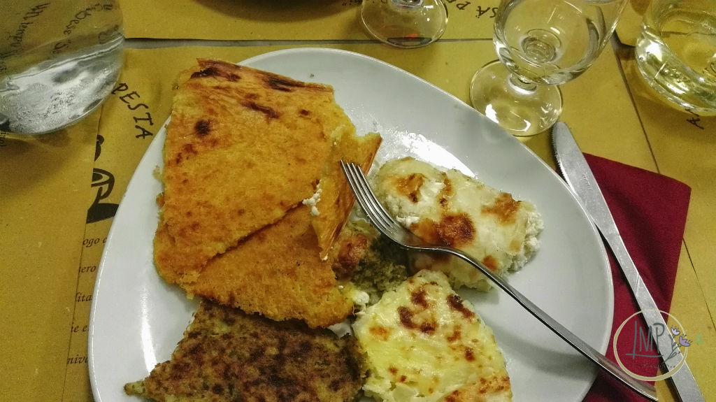 Natale a Genova Sà Pesta piatto tipico