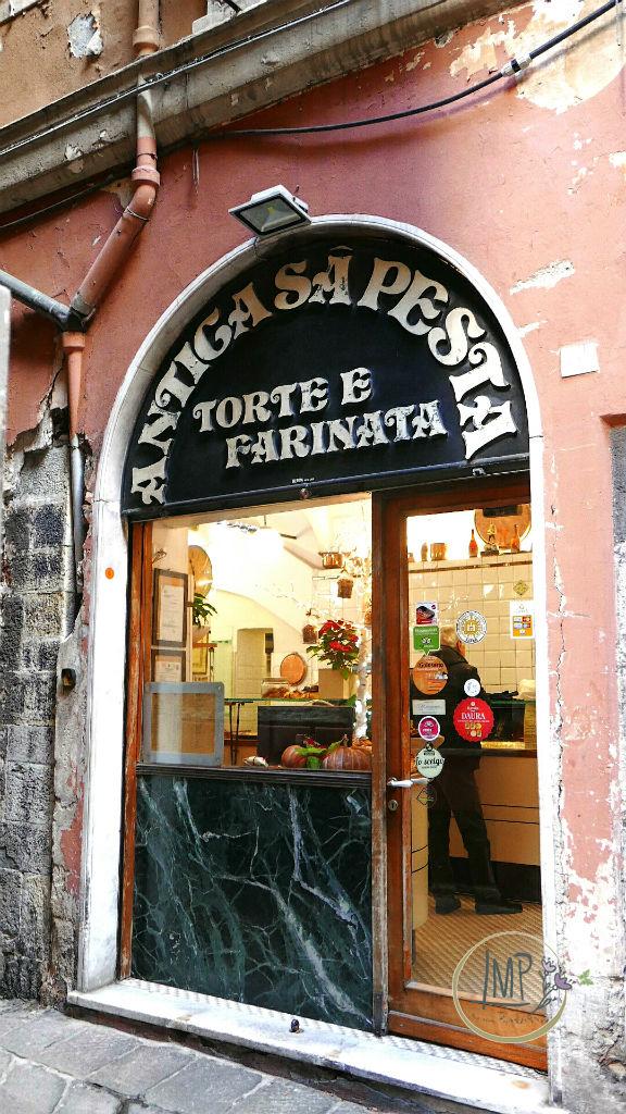 Natale a Genova Sa' Pesta Entrata