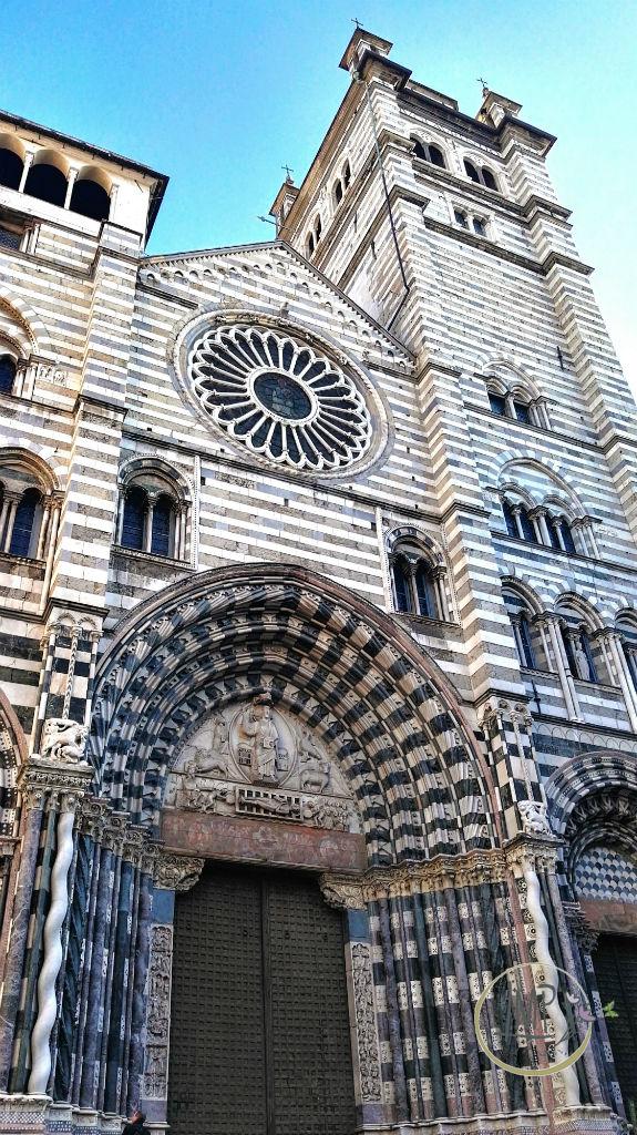 Natale a Genova San Lorenzo portale