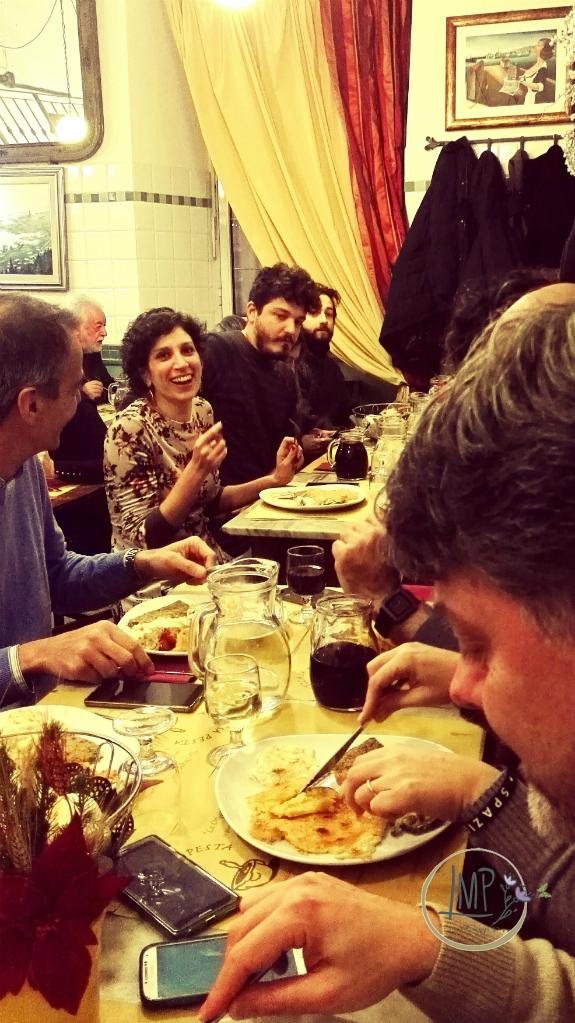 Natale a Genova socialtour a tavola