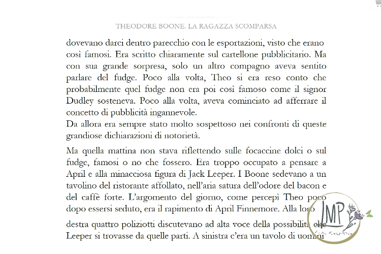 bicchierini fudge Grisham testo libro b