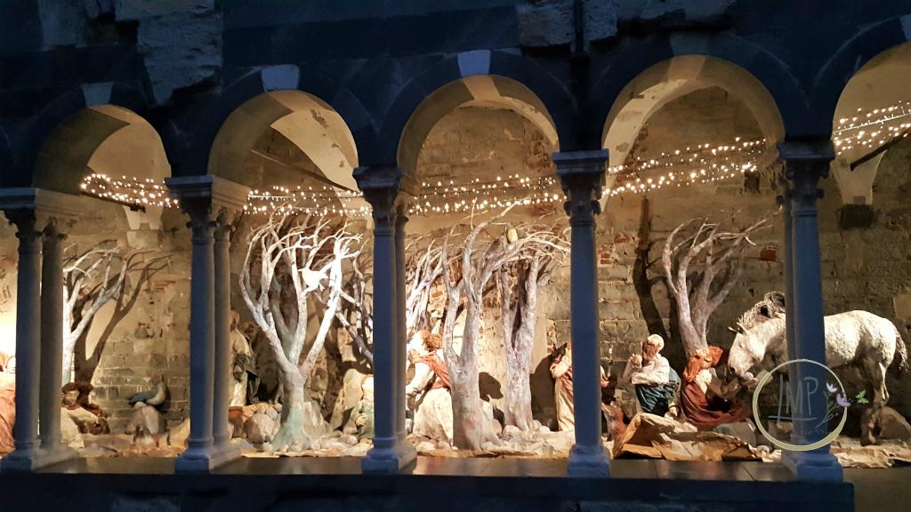 Presepi di Genova Diocesano Chiostro