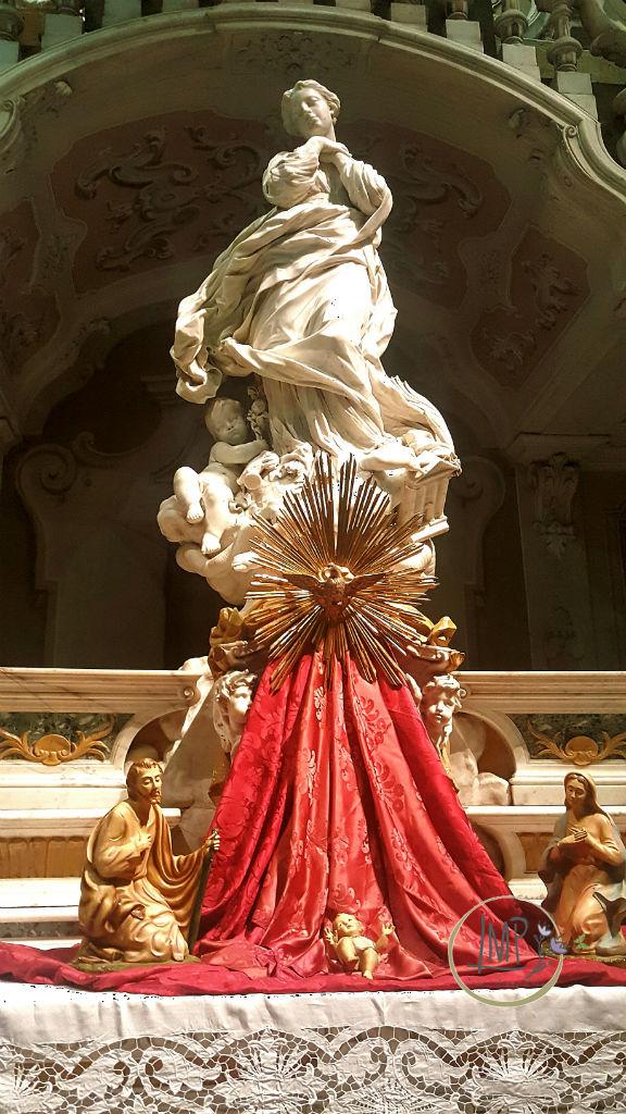 Presepi di Genova San Filippo Neri Madonna