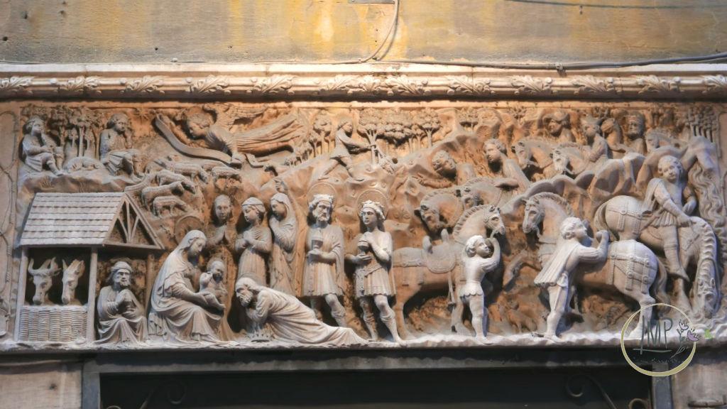 Presepi di Genova Via Orefici epifania