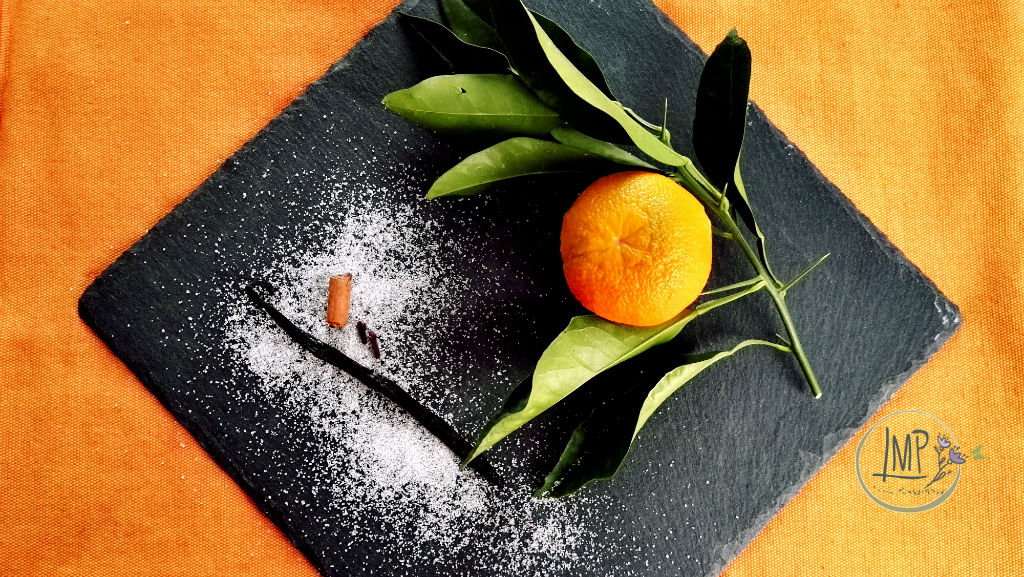 Curacao ricetta Ingredienti spezie e arancia amara