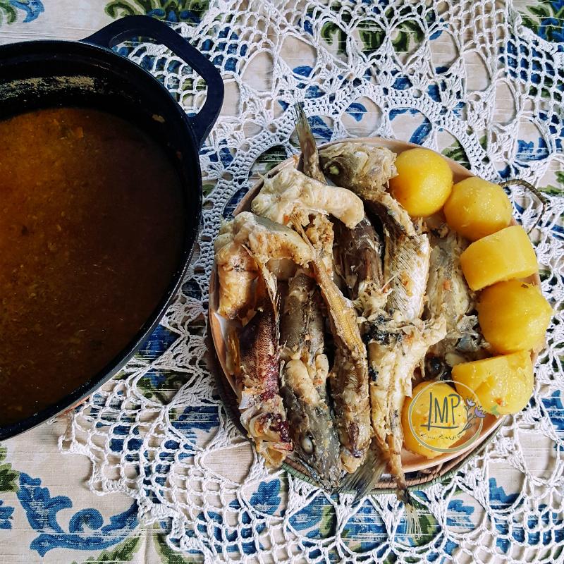 Bouillabaisse una ricetta di famiglia la ricetta la maggiorana persa - Pesci comuni in tavola ...