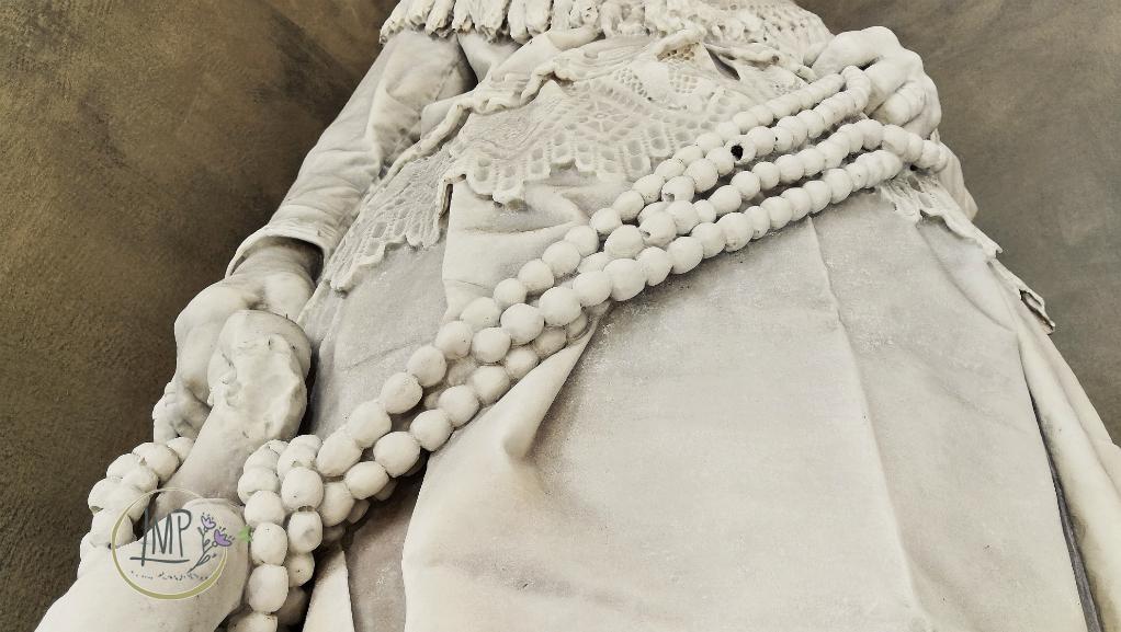 Caterina Campodonico dettaglio vestito