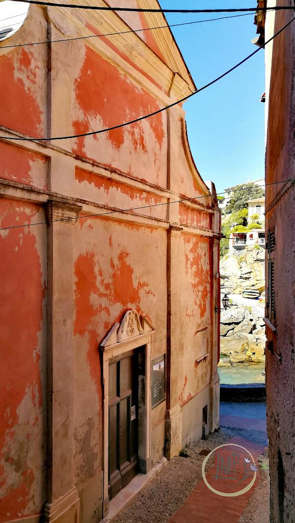 Tellaro Chiesa San Giorgio