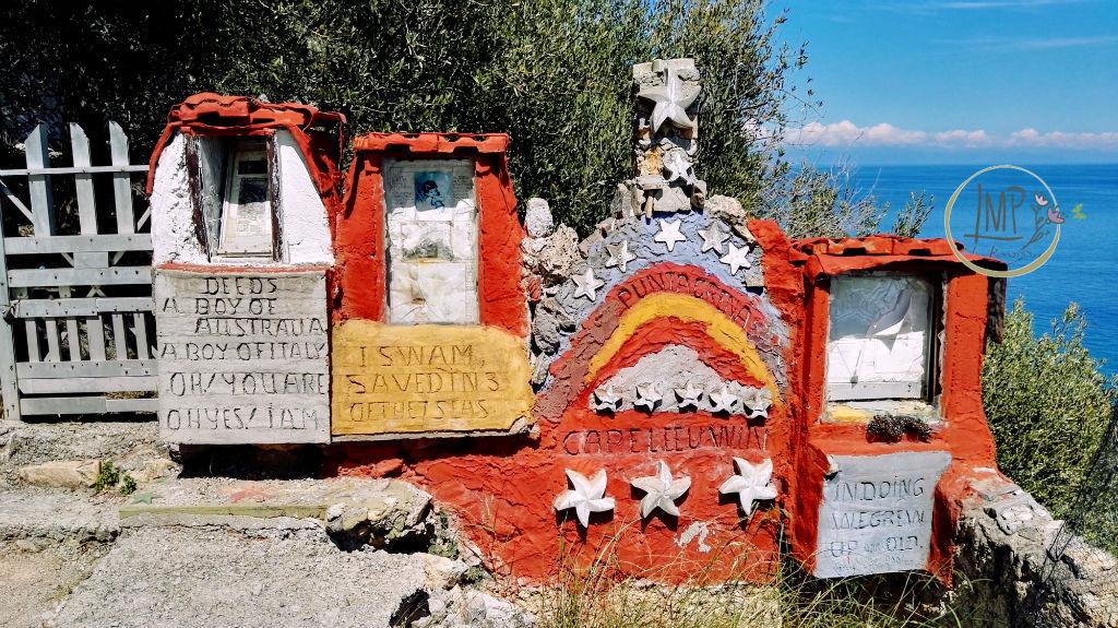 Varigotti Mausoleo Cerisola
