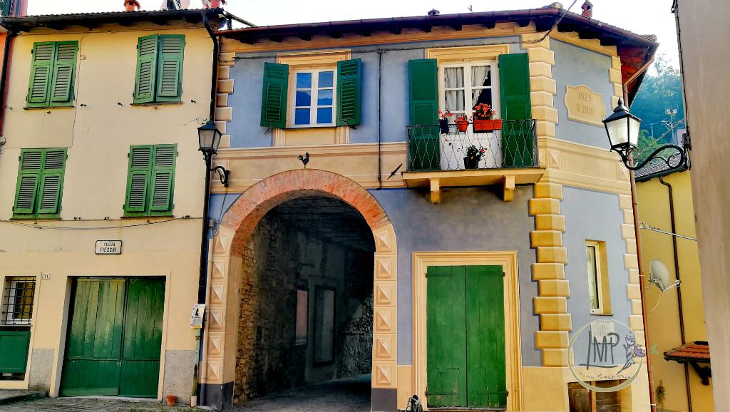 Bella di Torriglia Casa natale
