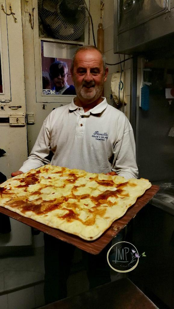 Fattore Comune Recco 2018 Focaccia col formaggio