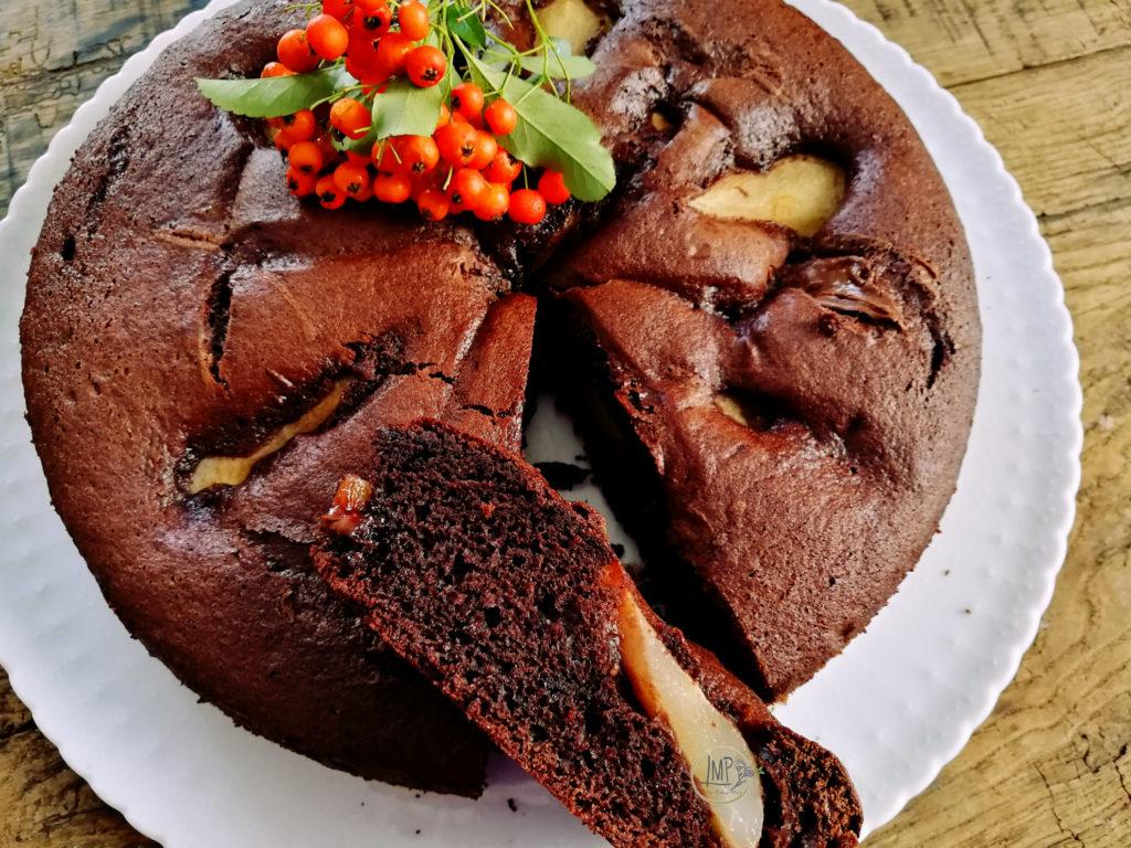 Torta Estasi con dettaglio fetta