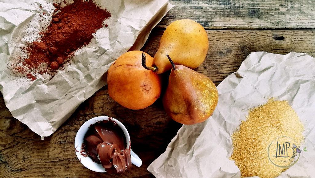 Torta Estasi ingredienti
