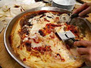 #lamialiguria 2018 focaccia col formaggio pizzata