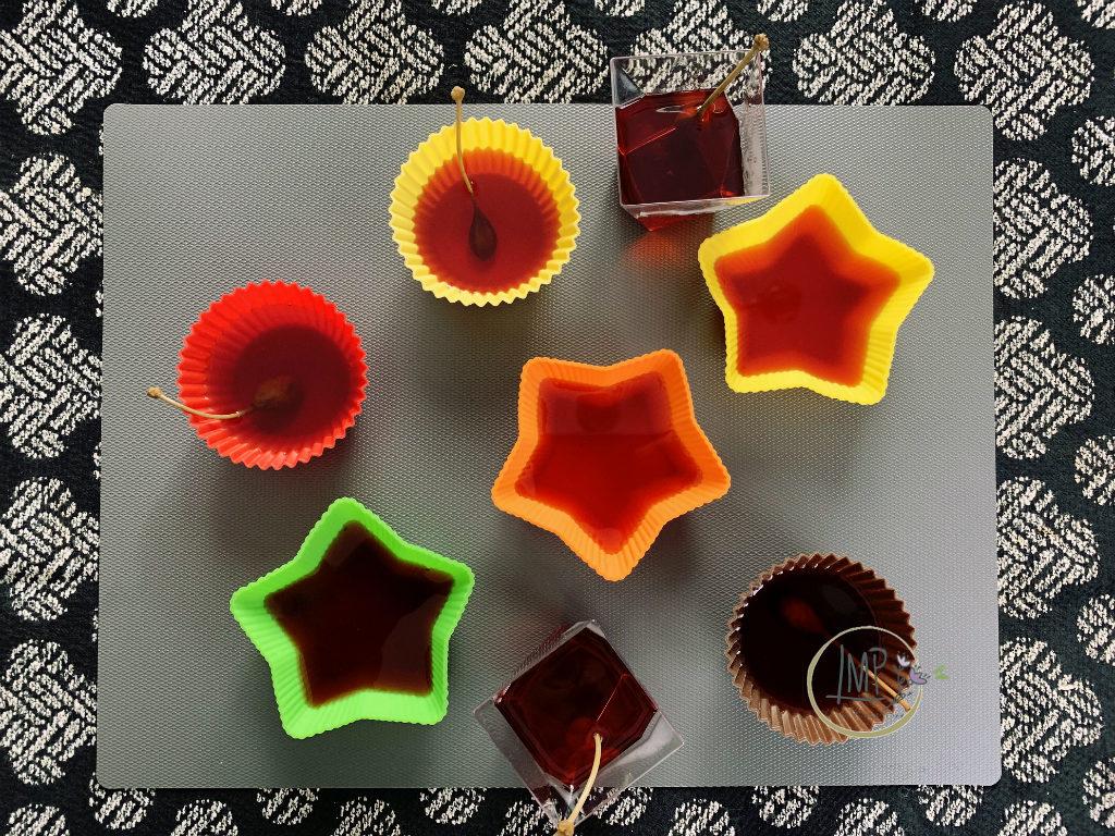 Negroni jelly stampini con capperi