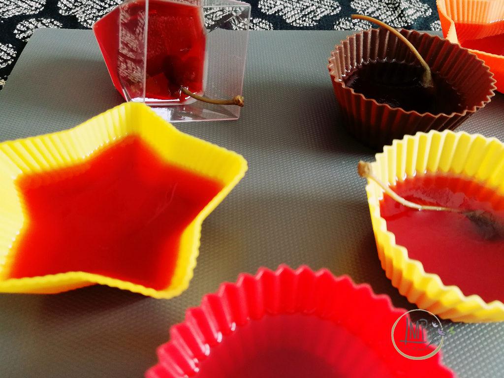 Negroni jelly solidificati