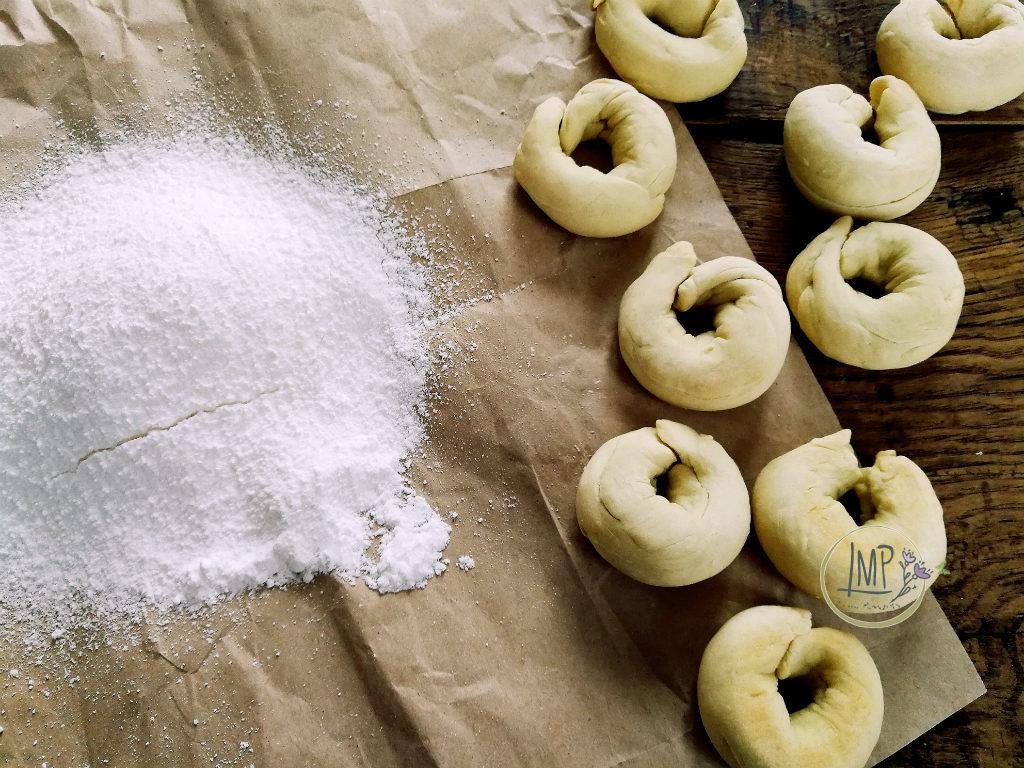 Occhi di Santa Lucia zucchero a velo