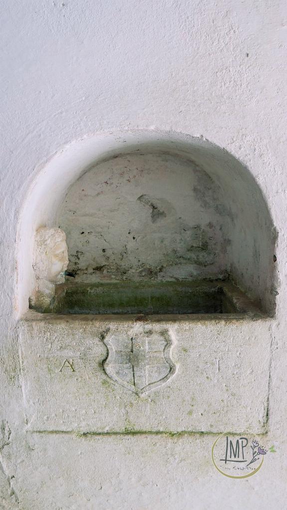 Santa Lucia di Toirano vasca olio unità di misura