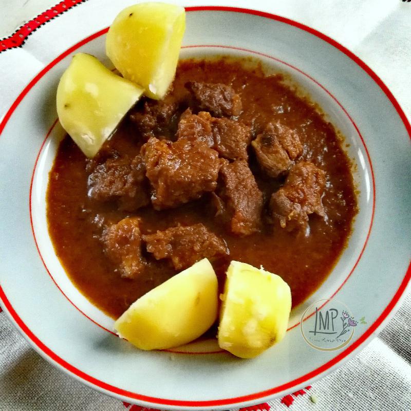 Gulash con patate