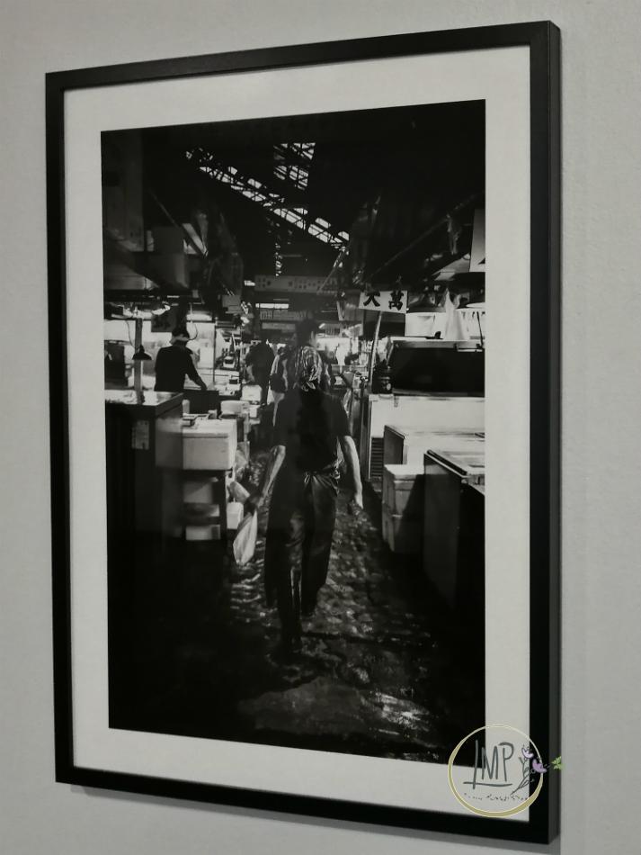 Tokio Tsukiji foto mostra