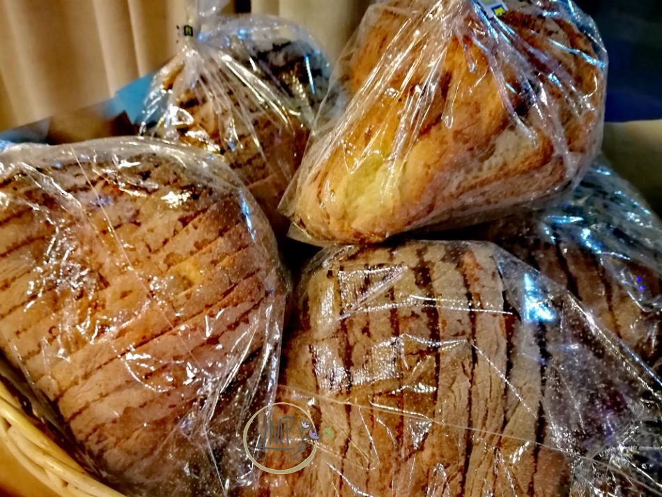 Bombette pugliesi pane di Altamura
