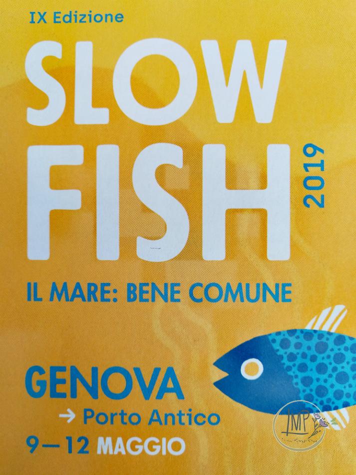 Mare bene comune slow fish 2019