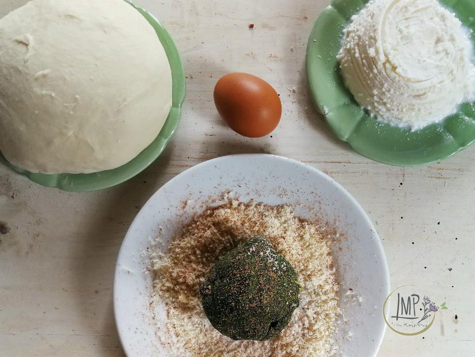 Pansotti ingredienti