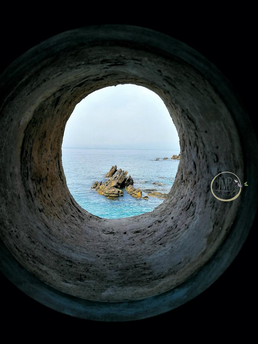 Darsena Collegio Emiliani Saperi di mare Oblo a Nervi