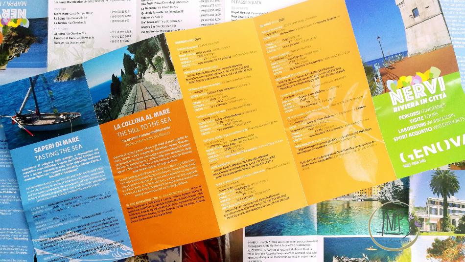Nervi Riviera in città programma progetto