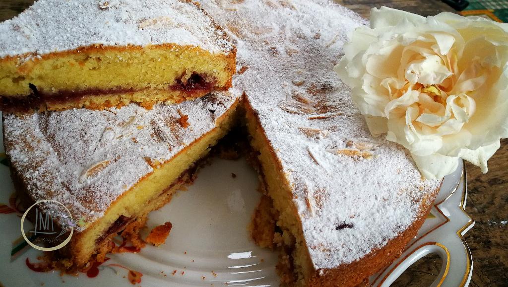 Torta Cappuccina di Modena torta