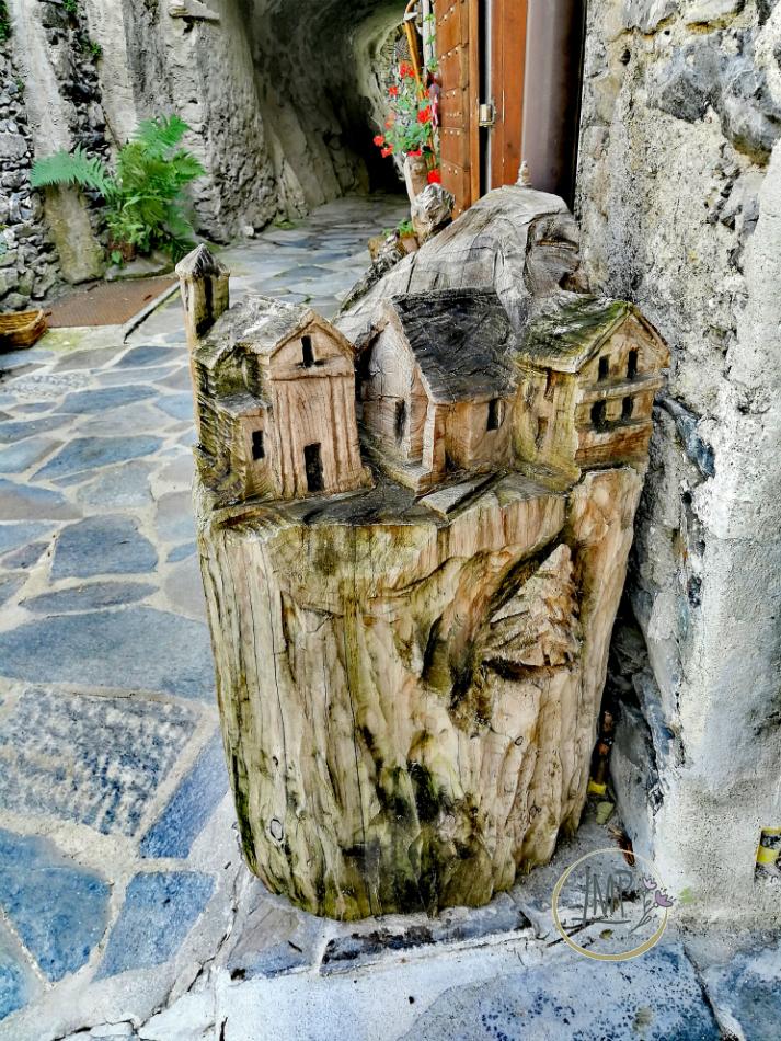 Colletto di Castelmagno paese