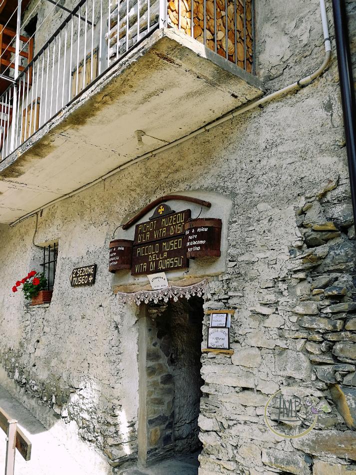 Colletto di Castelmagno Museo