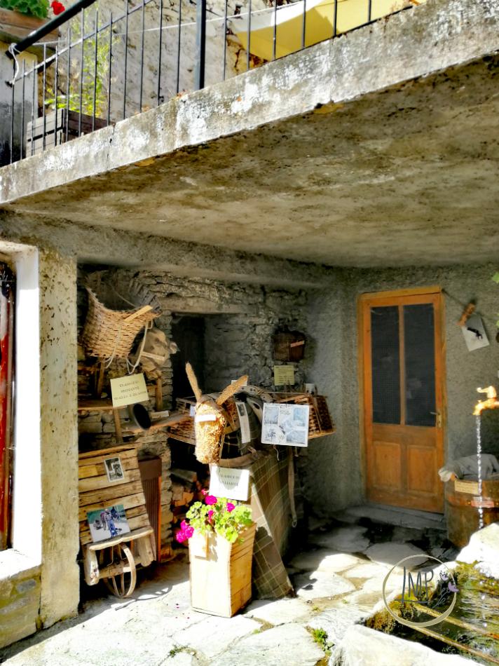 Colletto di Castelmagno antichi mestieri