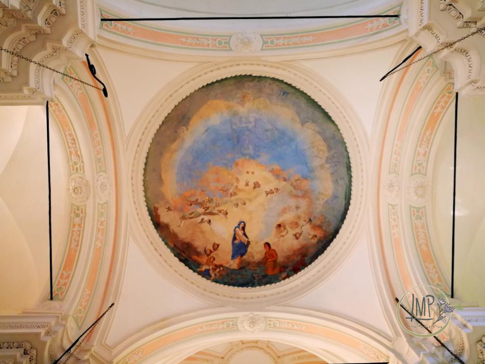Affresco Storia del Santuario