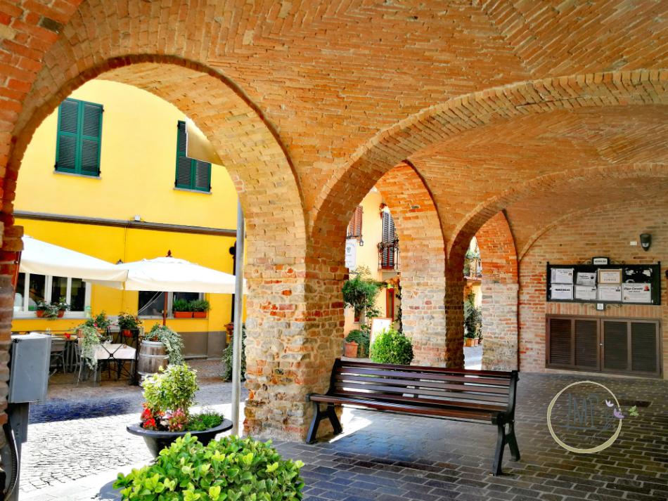 Barolo centro borgo