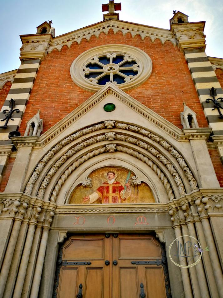 Castiglione Falletto Chiesa San Lorenzo